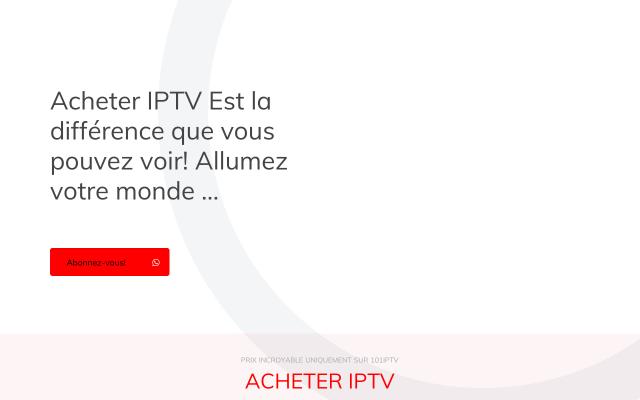 101iptv.com