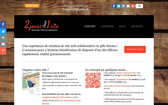 2jourspour1site.fr