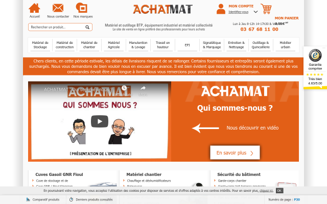 achatmat.com