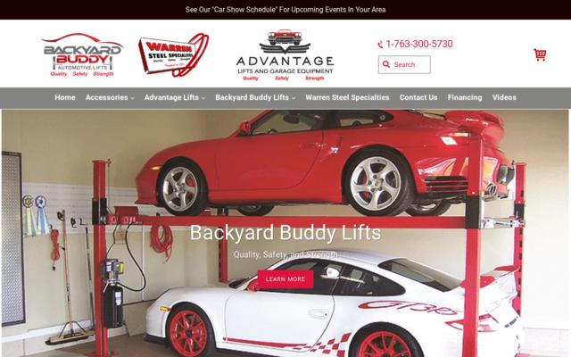 advantagelifts.com