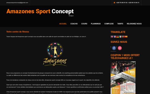 amazones-sport-concept.com