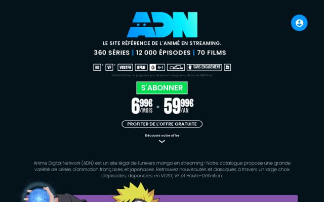 animedigitalnetwork.fr