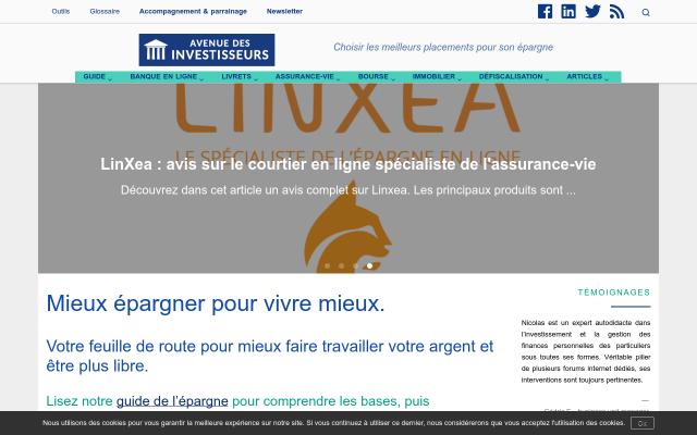 avenuedesinvestisseurs.fr