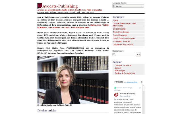 avocats-publishing.com