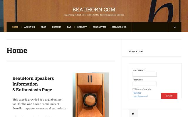 beauhorn.com
