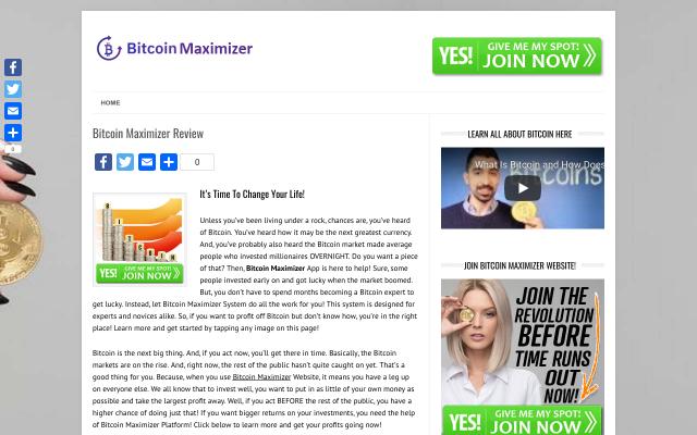bitcoinmaximizer.org