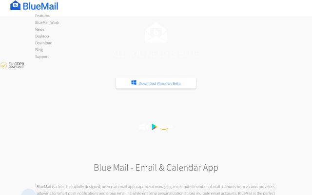 bluemail.me