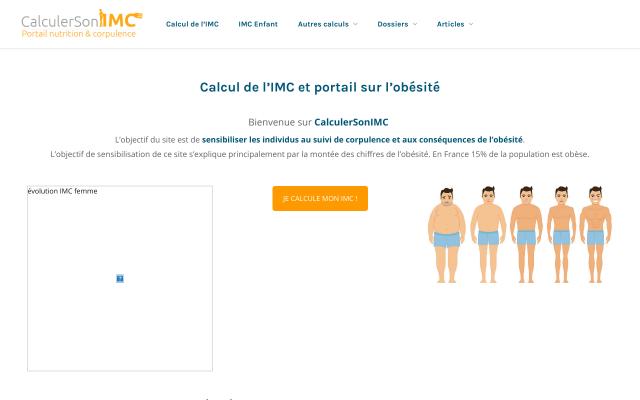 calculersonimc.fr
