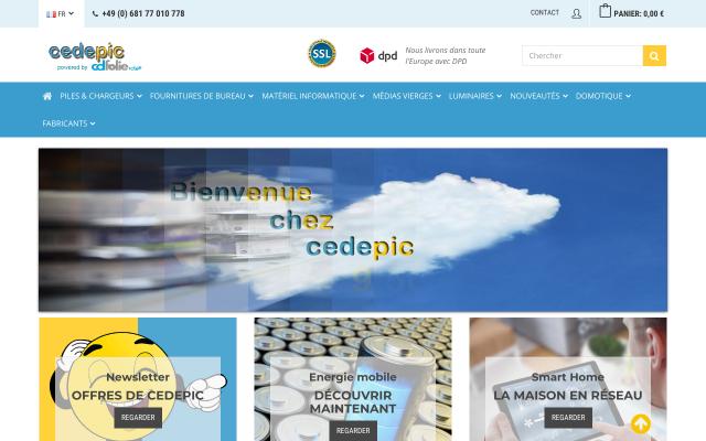 cedepic.com
