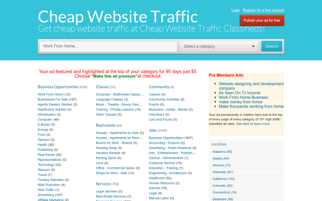 cheapwebsitetraffic.freeglobalclassifiedads.com