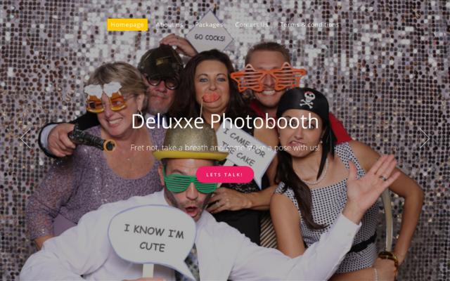 deluxxephotobooth.com.au