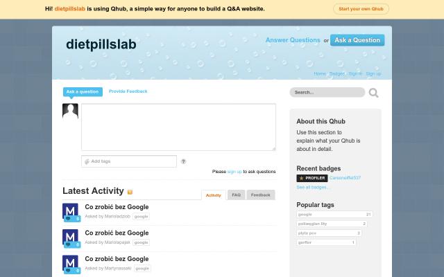 dietpillslab.qhub.com