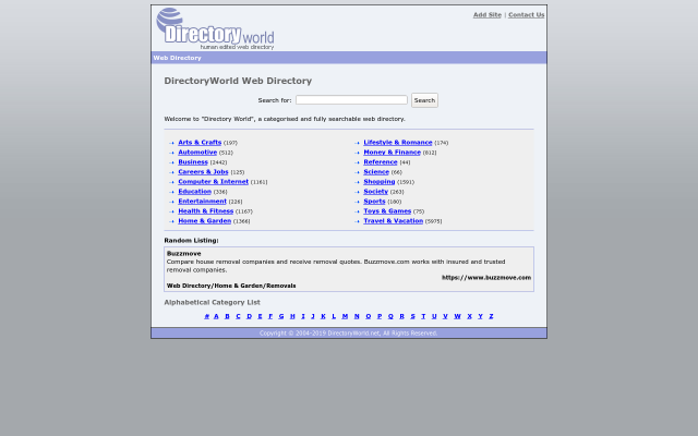 directoryworld.net