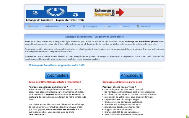 echangedebannieres.fr