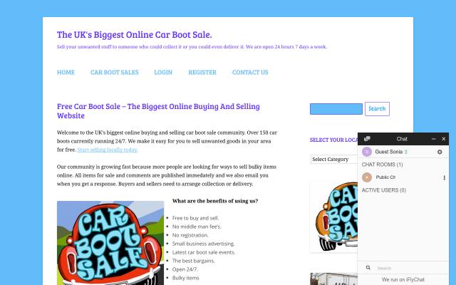 freecarbootsale.co.uk