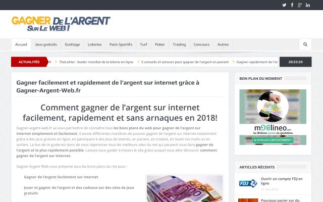 gagner-argent-web.fr