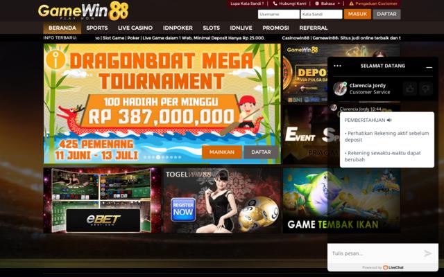 gamewin88.info