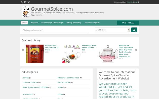 gourmetspice.com