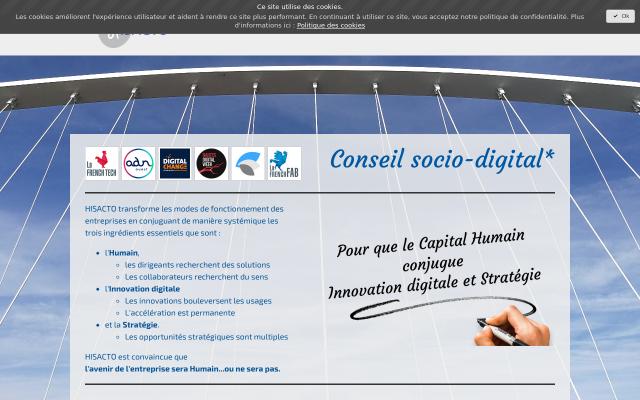 hisacto.fr