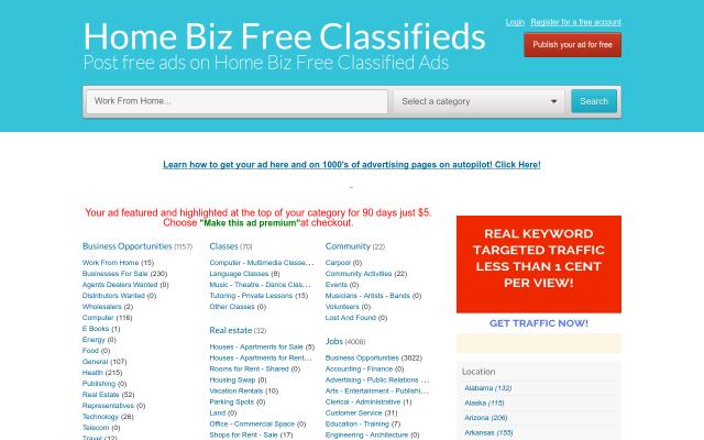 homebiz.freeglobalclassifiedads.com