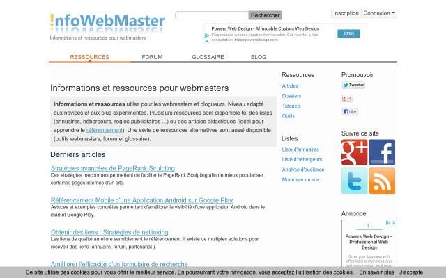 infowebmaster.fr