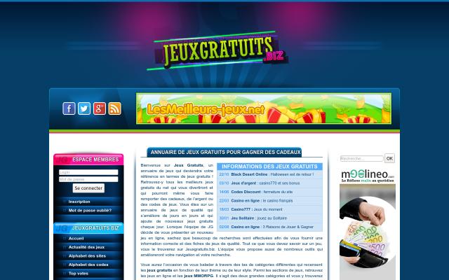 jeuxgratuits.biz