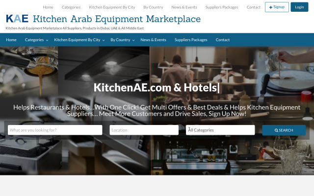 kitchenae.com