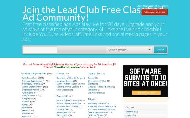 leadclub.net