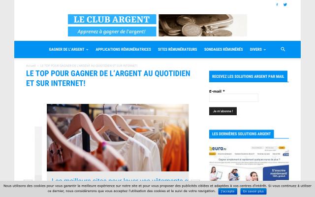 leclubargent.com