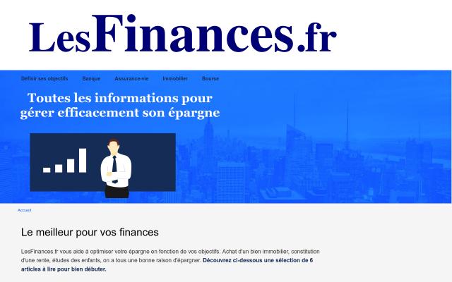 lesfinances.fr