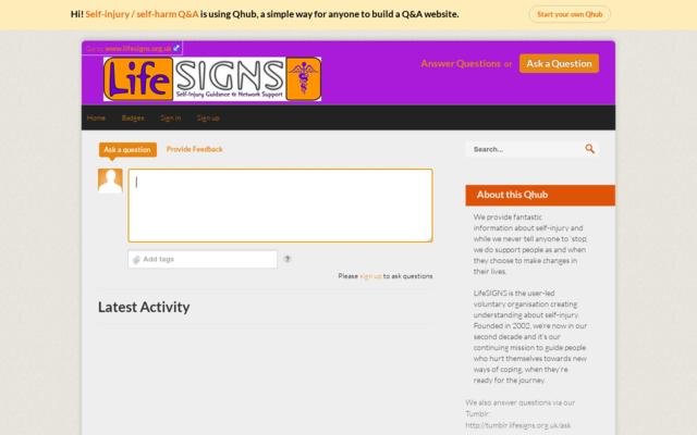lifesigns.qhub.com