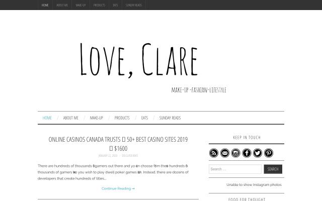 loveclare.com