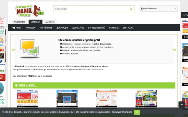 maniabook.argentmania.com