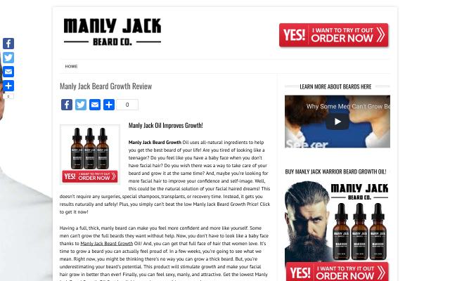 manlyjackbeardgrowth.com