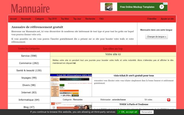 mannuaire.net