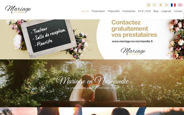 mariage-en-normandie.fr