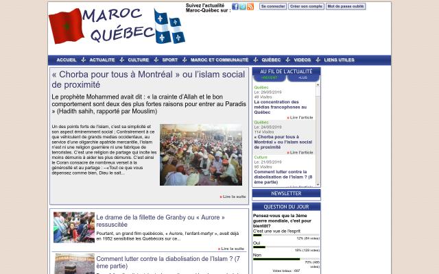 maroc-quebec.com