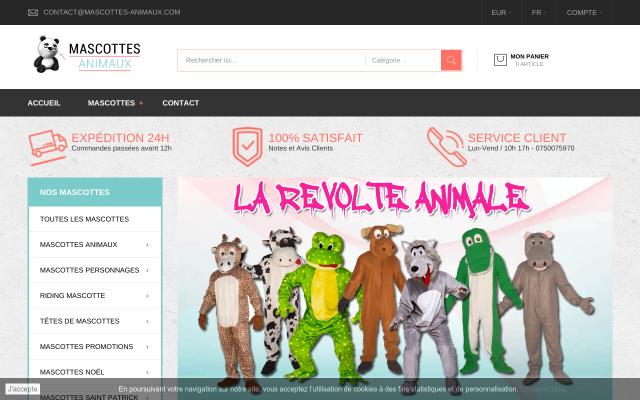 mascottes-animaux.com