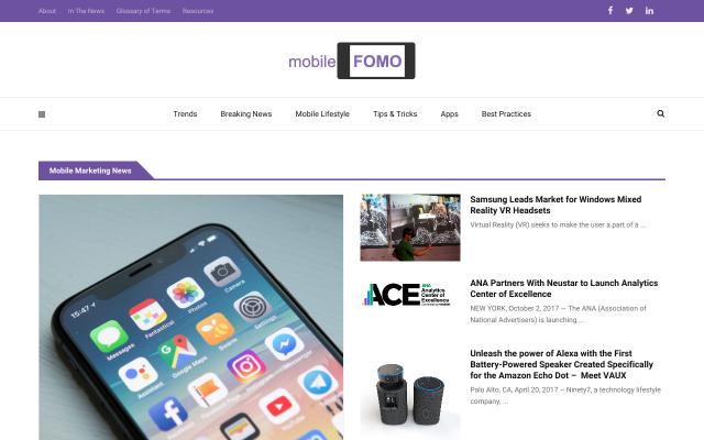mobilefomo.com