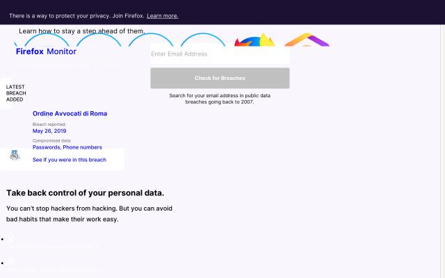 monitor.firefox.com
