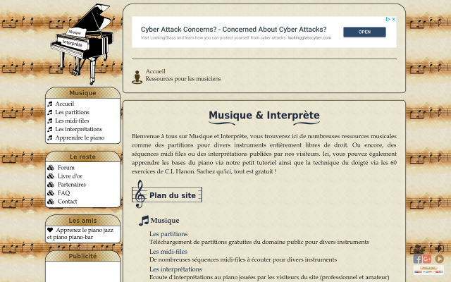 musiqueinterprete.fr