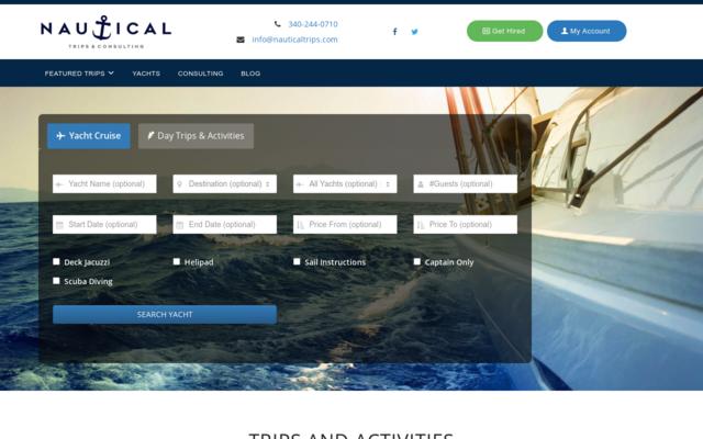 nauticaltrips.com