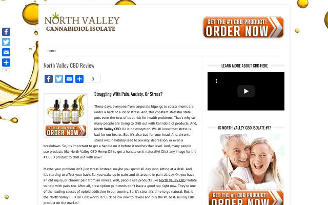 northvalleycbd.org