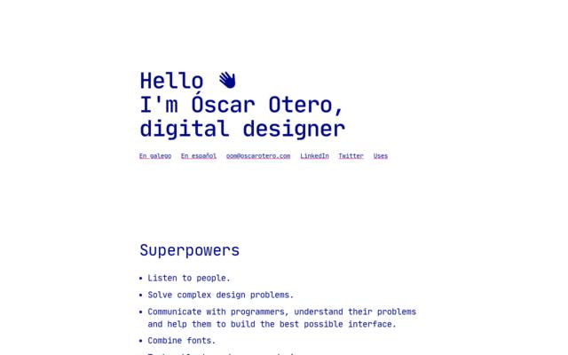 oscarotero.com