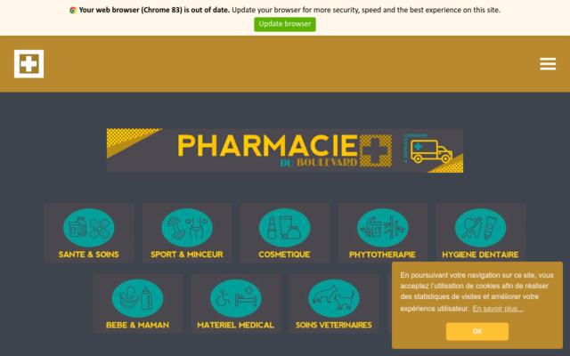 pharmacieduboulevard.com