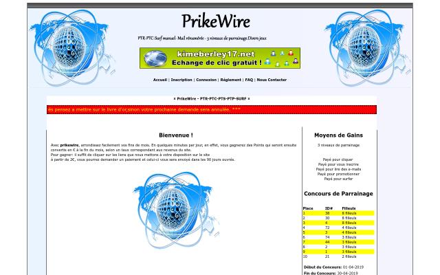 prikewire.fr