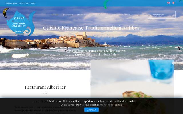 restaurant-albert-1er.com