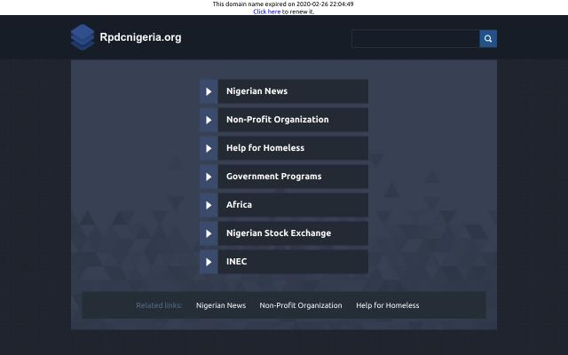 rpdcnigeria.org