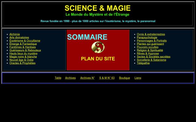 science-et-magie.com