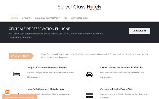 select-class-hotels.fr